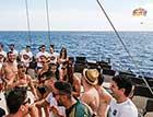 Paseo Despedidos de Solteros y Solteras Mixtas Fiesta en Barco Especial