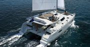 Paseo Catamaran Yate de lujo